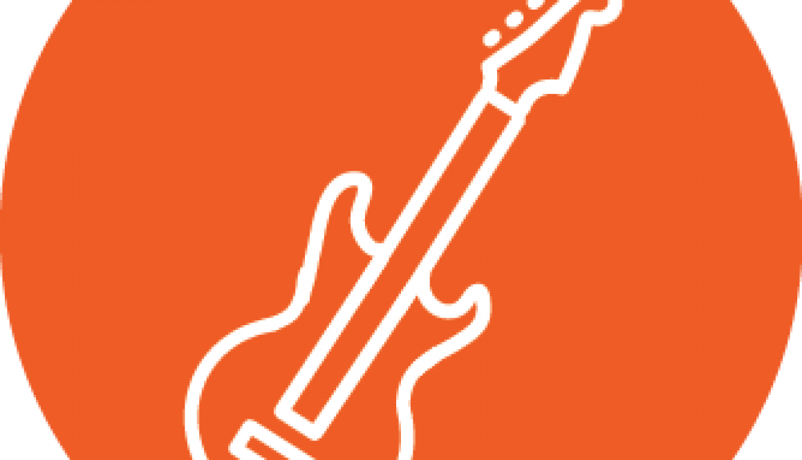 BMG guitar camp logo