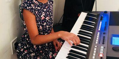 private music lessons piano