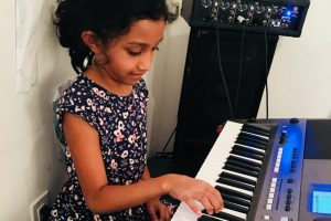 private music lessons piano