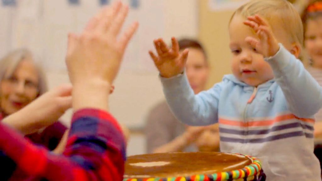 songwriting with toddlers